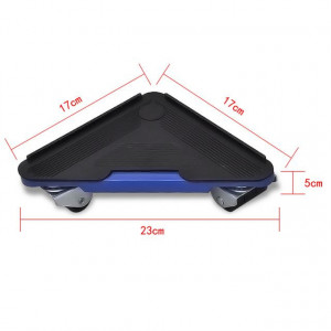 Dispozitiv mutat mobila grea