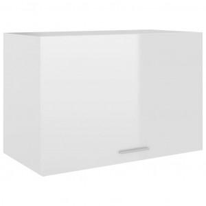 Dulap suspendat, alb extralucios, 60 x 31 x 40 cm, PAL