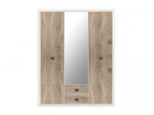 Koen Ii 015 Dulap Szf 3D2S Pine/Oak Karabel