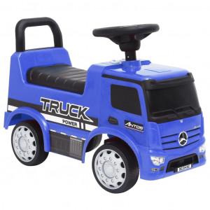 Mașinuță pentru primii pași Mercedes-Benz, albastru