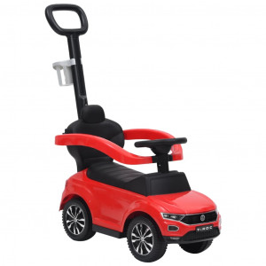 Mașinuță primii pași Volkswagen T-Roc, roșu
