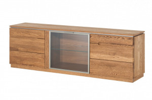 Montenegro 26 (comoda) rustical oiled oak
