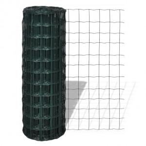 Plasă Eurofence, 10 x 1,5 m cu ochiuri 76 x 63 mm