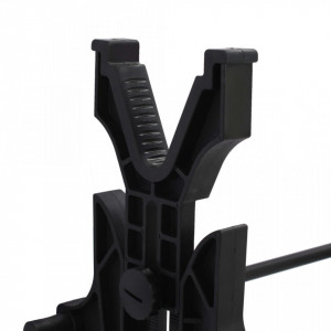 Suport pentru tir sportiv, 40 x 17,5 x 19 cm, plastic