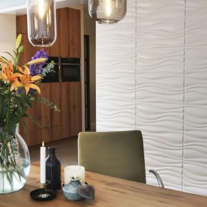WallArt Lambriuri de perete 3D, Waves, 12 buc, GA-WA04