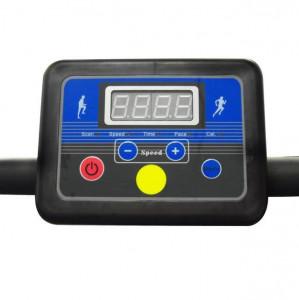 Bandă de alergare electrică cu afișaj LCD 8 cm 100x34 cm 500 W