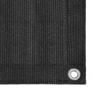 Covor pentru cort, antracit, 200x400 cm