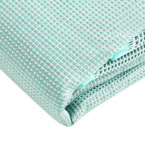 Covor pentru cort, verde, 250 x 200 cm