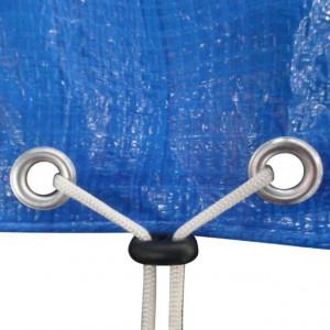 Folie pentru piscină rotundă din PE 90 g/mp 480 cm