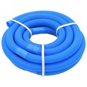 Furtun de piscină, albastru, 32 mm, 9,9 m