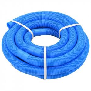 Furtun de piscină, albastru, 38 mm, 9 m