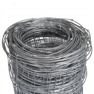 Gard de grădină, argintiu, 50x1,25 m, oțel zincat