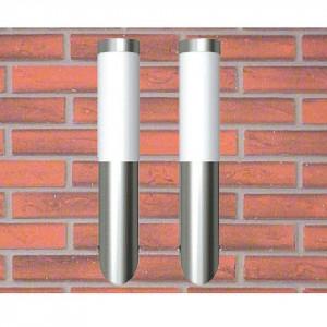 Lampă de exterior 6 x 36 cm 2 buc
