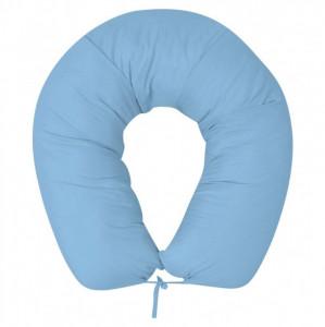 Pernă de sarcină 40 x 170 cm, albastru deschis