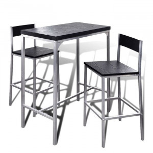 Set mobilier tip bar pentru mic dejun