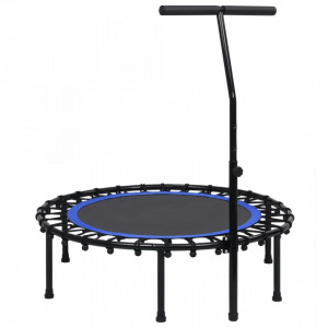Trambulină de fitness cu mâner, 102 cm