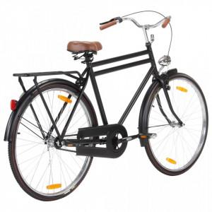 Bicicletă olandeză, roată de 28 inci, cadru masculin 57 cm