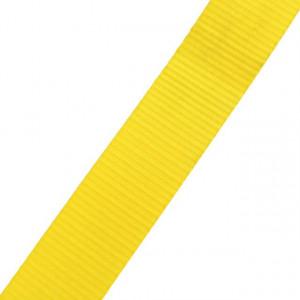 Coardă echilibru, 15 m x 50 mm, 150 kg, galben