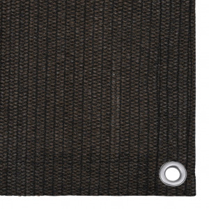 Covor pentru cort, maro, 250x550 cm