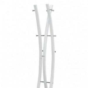 Cuier metalic HM W50 alb