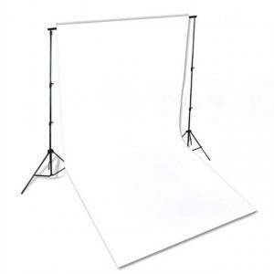 Fundal alb, 300 x 300 cm
