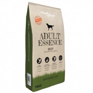 Hrană de câini uscată premium Adult Essence vită 15 kg
