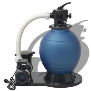 Pompă filtru cu nisip, 1000 W, 16800 l/h, XL