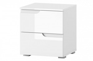 Selene 32 (rama de patside cabinet) white high gloss/white