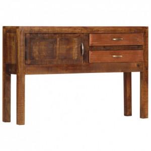 Servantă, 118 x 30 x 75 cm, lemn masiv de mango