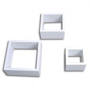 Set Rafturi Cub 3 buc