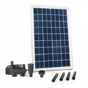Ubbink Set SolarMax 600 cu panou solar și pompă, 1351181