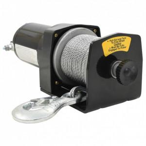 Vinci electric cu telecomandă cu fir 12 V, 907 KG