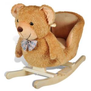 Balansoar în formă de animal, ursuleț