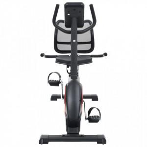 Bicicletă de fitness magnetică orizontală cu măsurare puls