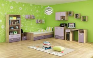Kitty Set3 S.Bright/Lavender/Violet