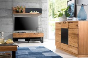 Mosaic 24 (comoda tv) honey oak
