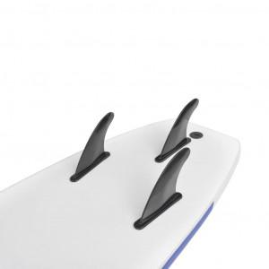 Placă de surf 170 cm, albastru