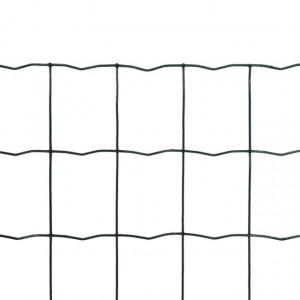 Plasă Eurofence, 25 x 1,5 m cu ochiuri 76 x 63 mm