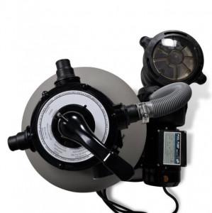 Pompă filtru cu nisip 600 W 17000 l/h