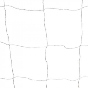 Porți de fotbal cu plase 2 buc. alb 182x61x122 cm oțel