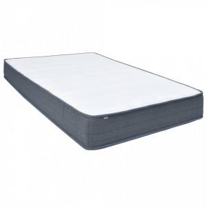 Saltea de pat cu arcuri, 200 x 140 x 5 cm
