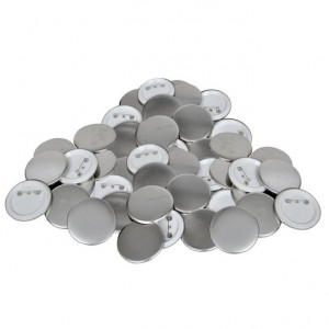 Set 500 insigne nepersonalizate 44 mm