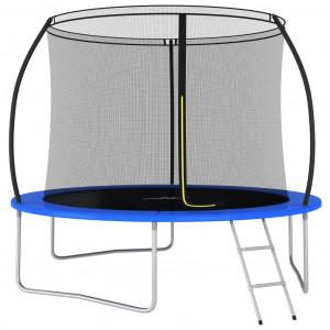 Set trambulină rotundă, 305 x 76 cm, 150 kg