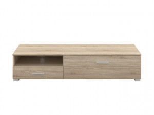 VUSHER 002-2 TV STAND 1D1SP RIGHT-SIDED SONOM OAK