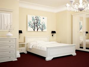 White Mobila Dormitor