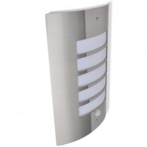 Aplică perete cu senzor de mișcare din oțel inoxidabil