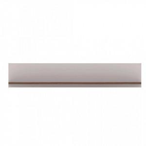 Ares as12 raft oak end./white high gloss