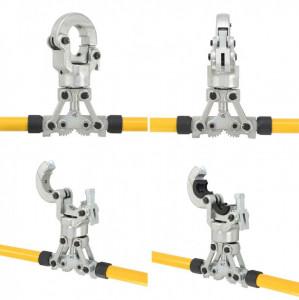 Clești hidraulici de sertizare în formă de V, 16-20-26-32 mm