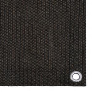 Covor pentru cort, maro, 300x500 cm