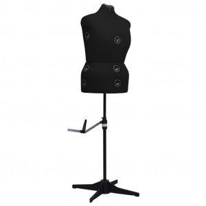 Formă pentru rochie femeie reglabilă negru, dimensiune L 44-50